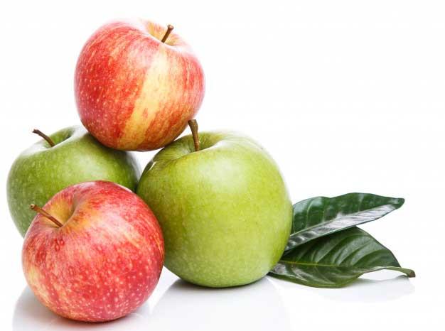 Barritas de manzana y avena sin azúcar (@dra.bomer)